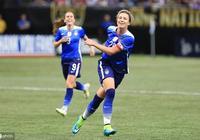 女足世界盃:美國女足VS荷蘭女足