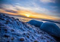 冰雪貝爾加湖!