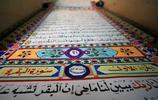 埃及綴學者花3年時間手繪700米《古蘭經》比東方明珠還高