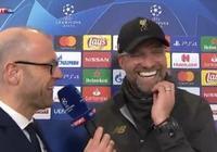 克洛普的兩次經典笑容,為了熱愛的兩個球隊,都曾歐冠決賽惜敗