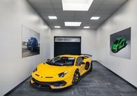 蘭博基尼Aventador SVJ,感覺看著都舒服,更別說開上路了