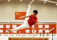 為愛追到瑞士的他,為瑞士奪得體操世界冠軍成為瑞士李寧