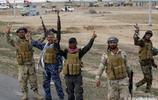 在伊拉克的軍隊