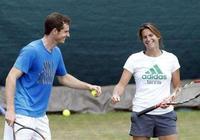 安迪穆雷:女性網球運動員的付出從不比男性少