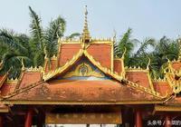 西雙版納最古老的公園,過去是西雙版納傣王的御花園