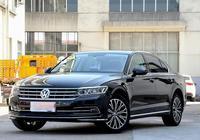 最具性價比的豪車,大眾輝昂,外觀超炫酷,動力性能強勁