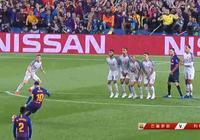 歐冠最佳進球!梅西任意球第2馬內戲耍諾伊爾第3,C羅這球無解