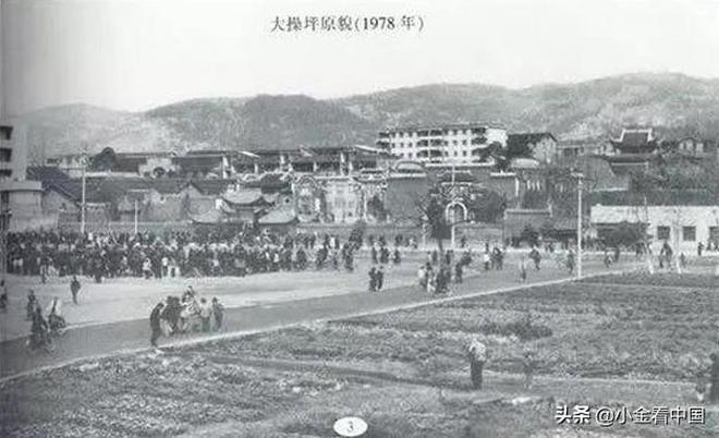湖南張家界城市圖錄,老照片記錄當地風土人情,帶著對過去的好奇