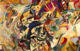 手繪圖集:抽象主義繪畫的教父級別人物康定斯基