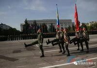 赤裸裸的威懾!俄羅斯在盧甘斯克進行勝利日閱兵彩排