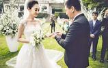 41歲李小冉和製片人老公徐佳寧近照