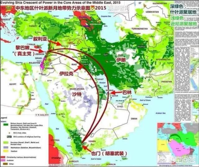 美國一旦不制裁伊朗,中東將沒有他的對手,這是美國退出《伊核協議》的原因嗎?