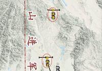 地圖上的戰爭:安史之亂全面爆發,安祿山洛陽稱帝,被困潼關