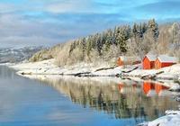 風景名勝:挪威