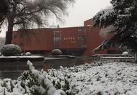 蘭州大學的雪景