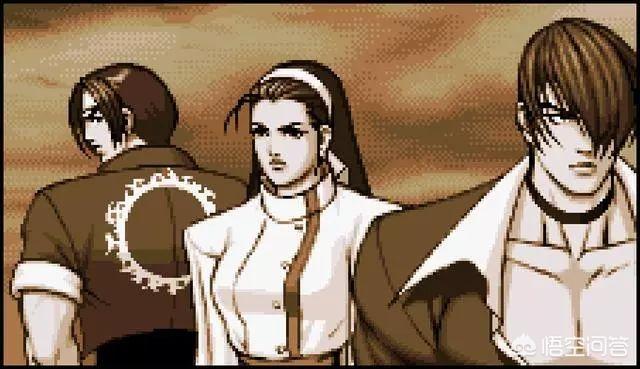 《拳皇》神樂千鶴和神樂萬龜有什麼背景?他們在劇情中的地位如何?