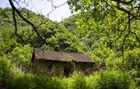 在山中發現好多空房子,如果誰還有隱世而居的夢想,可以去這看看