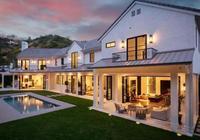 帕森斯斥資1100萬刀,在洛杉磯添置豪宅
