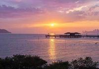 惠州竟然有這麼一家海邊酒店,集海上棧道、古鎮、水上樂園於一地