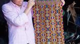 土家族織錦技藝,入選第二批國家級非物質文化遺產名錄
