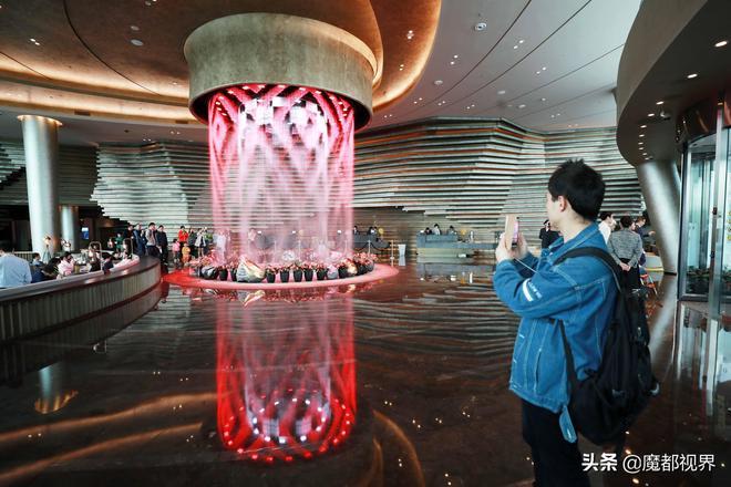 房價不低於四千  上海佘山深坑酒店成網紅打卡景點