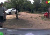 搞笑GIF:新手司機搞笑圖集