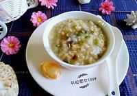 海蔘燕麥粥