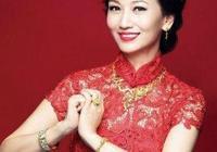9位明星穿旗袍,劉嘉玲高貴,許晴像30歲,她被譽為旗袍皇后