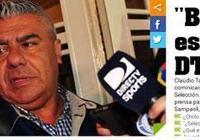 足球彩票:阿根廷足協宣佈巴烏薩下課