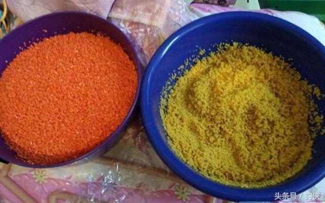 釣魚知識:酒米和麝香米的製作方法