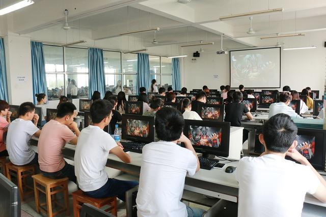 校企合作共建電競學院,中競教育推動電競行業健康發展