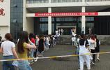 美女考生成主角 2019全國衛生專業技術資格考試湖北宜昌考點掠影