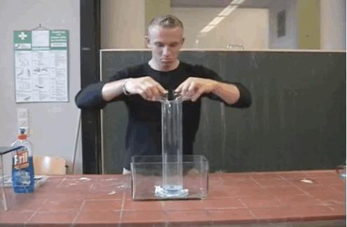 有什麼很酷的化學反應嗎?