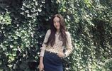 Jessica鄭秀妍清新甜美