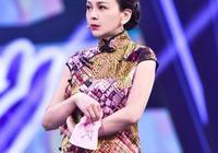 """被48歲王琳驚豔到,穿旗袍再演""""雪姨"""",越來越少女了!"""
