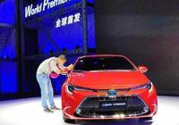 全新第十二代卡羅拉,外觀配置再次升級,被譽為全球最暢銷的汽車