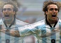 阿根廷足球30人——紫百合戰神巴蒂斯圖塔