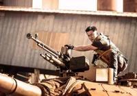 最近大火的戰狼2中出現的坦克型號是什麼?國產電影也可以拍出坦克近距離對戰畫面