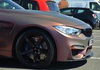 BMW M4 F82 Coupé 歪果案例