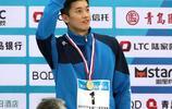 2017全國游泳冠軍賽男子400米混合泳決賽:汪順奪冠軍