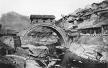 老照片:抗日戰爭前的中國美景,圖1為杭州西湖,圖6北京護城河!