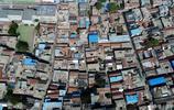 濟南CBD旁的城中村 如今已經消失