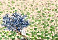 老樹|最愛驛館孤旅,夏山遊雲夜雨
