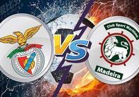 競彩足球週一036葡超:本菲卡vs馬裡迪莫