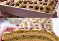 不用烤箱做出來的蛋糕,蓬鬆柔軟,特別好吃,專治挑食的孩子