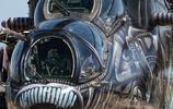 米-35武裝直升機另類紋身太顯眼 不知名生物上身 視覺衝擊不一般