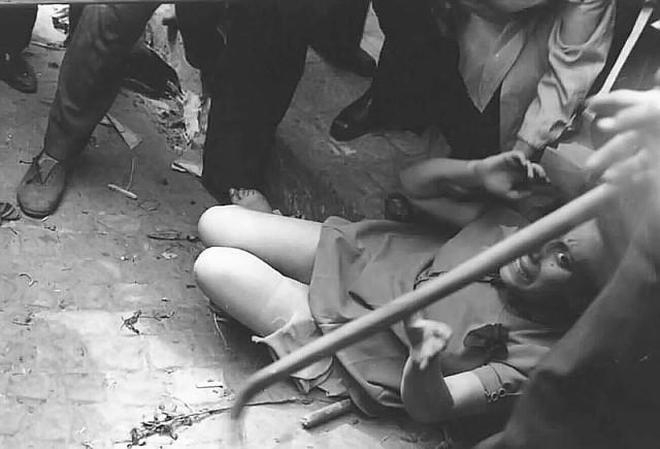 二戰法國男人把怨氣撒在女人身上,其實更顯自己無能