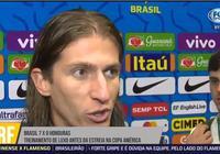 菲利佩:我還沒決定去處,美洲盃後再說吧