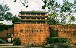 風景圖集:廣州越秀公園自然風光優美,內有廣州的標誌—五羊石像