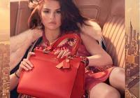 紅色不只象徵性感,席琳娜找到屬於自己的